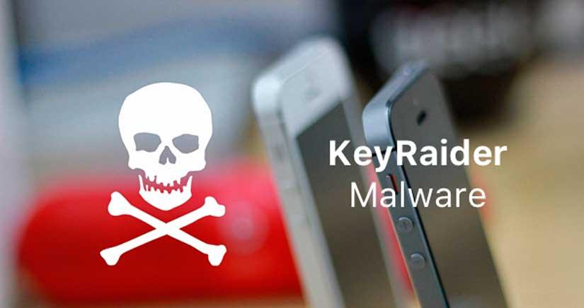 Cómo saber si tu iPhone está infectado por el virus KeyRaider