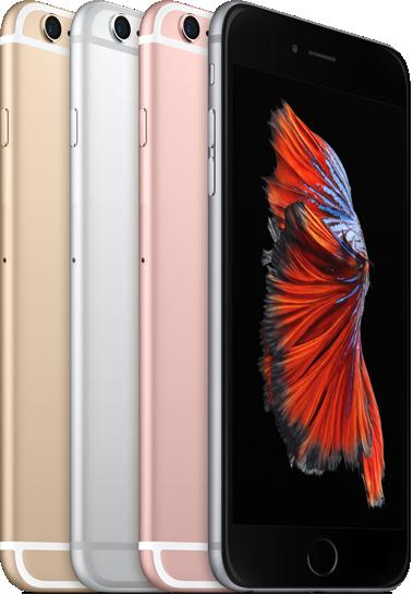 Precios del iPhone 6s y el iPhone 6s Plus