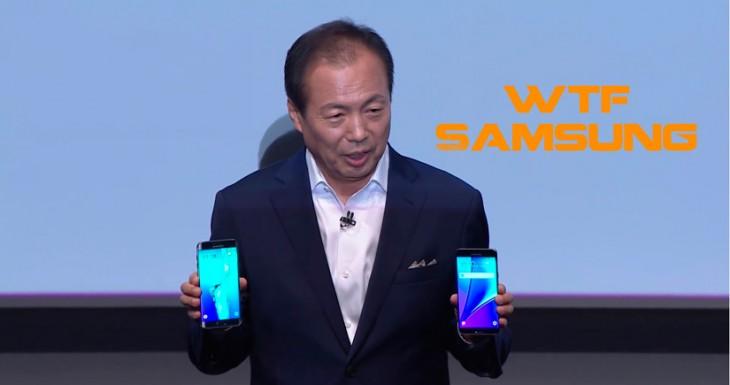Samsung, das mucha pena…..