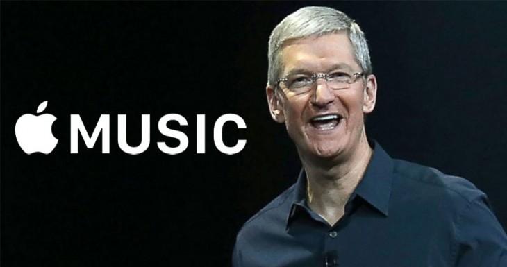 Apple Music ya cuenta con 6,5 millones de suscriptores de pago según Tim Cook