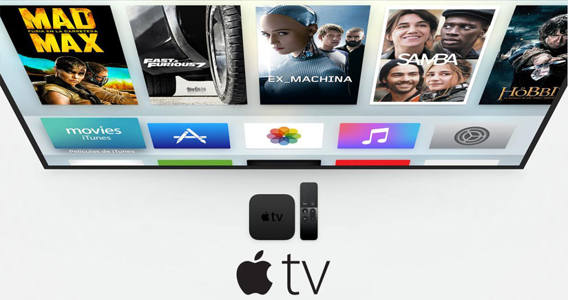 Apple ofrecerá una API de búsqueda universal para desarrolladores del Apple TV 4