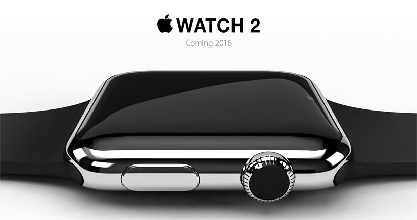 Así podría ser el Apple Watch 2, según el diseñador alemán Eric Huismann