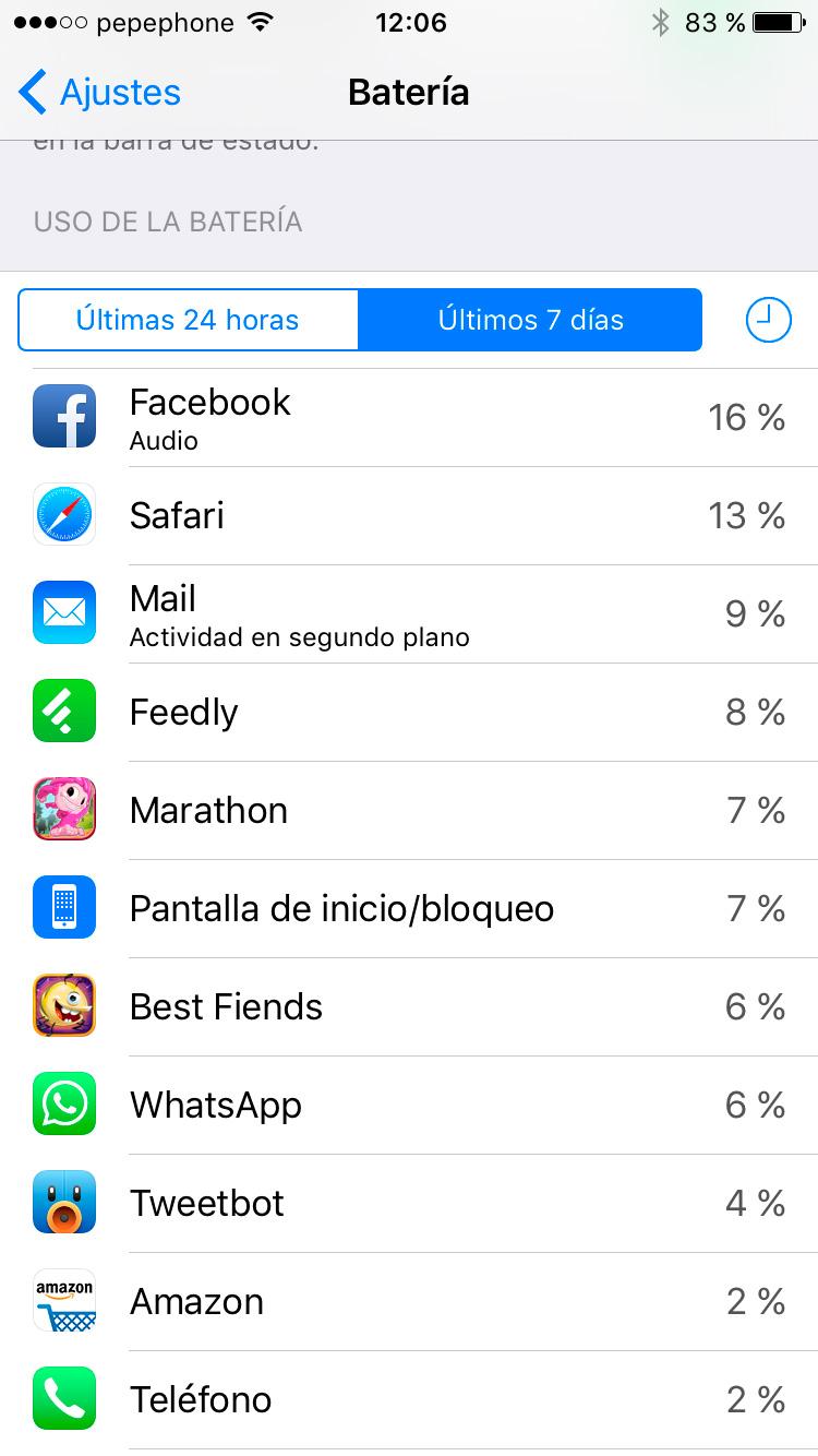 Bateria-App-de-Facebook