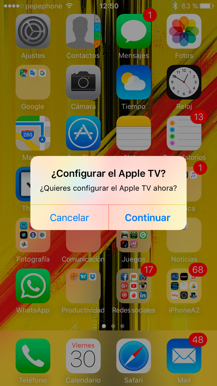 Configurar-Apple-TV