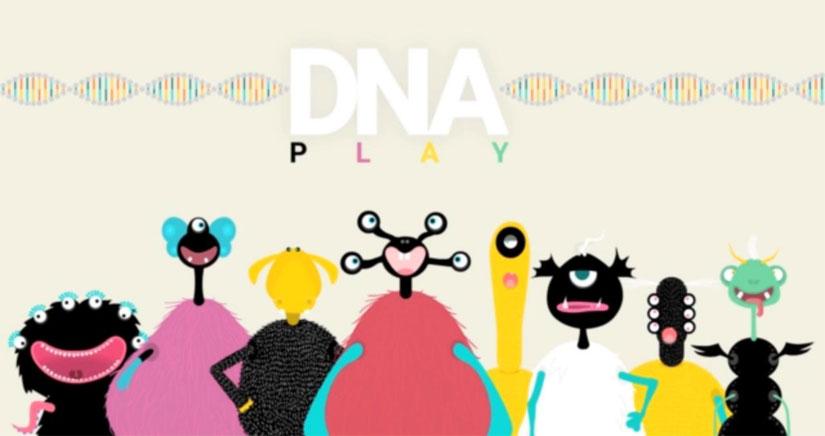 DNA Play: el juego con el que tus hijos podrán crear monstruos y aprender genética