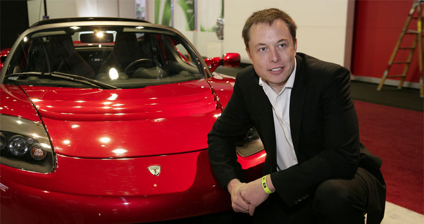 Elon Musk se despacha a gusto con Apple y su Apple Car
