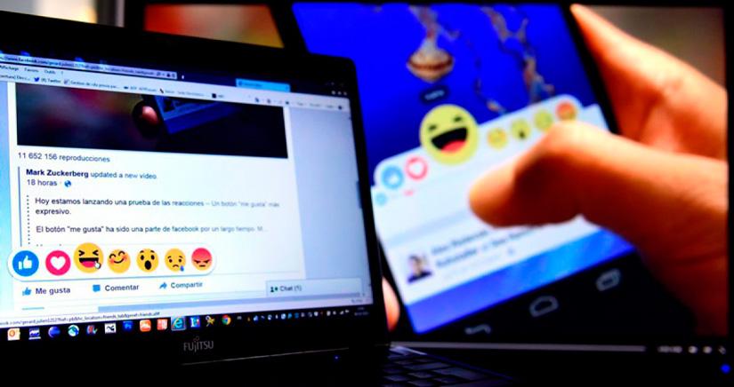 Facebook actualiza su App con soporte para 3D Touch y Reactions