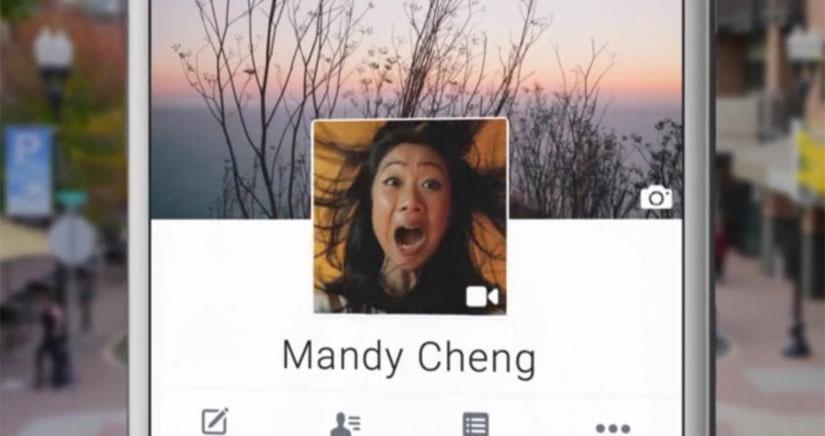 Facebook permitirá utilizar mini-vídeos como foto de perfil