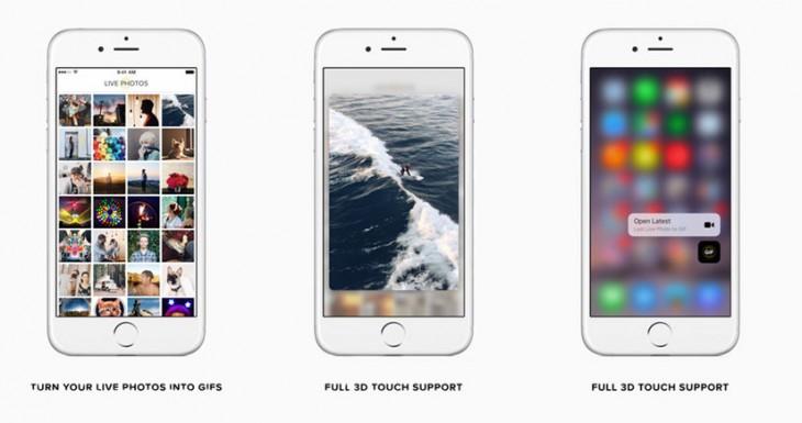 Esta es la aplicación que todos los usuarios del iPhone 6s estaban esperando….