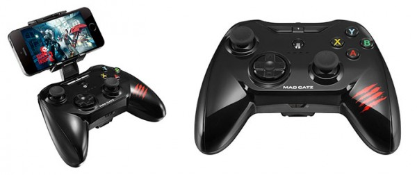 Mando para iPhone, iPad y Apple TV - Mad Catz C.T.R.L.i