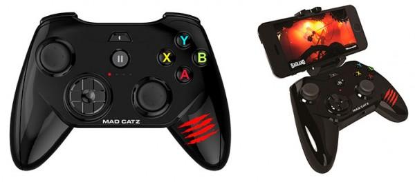 GamePad pequeño para iPhone, iPad y Apple TV - Mad Catz Micro C.T.R.L.i
