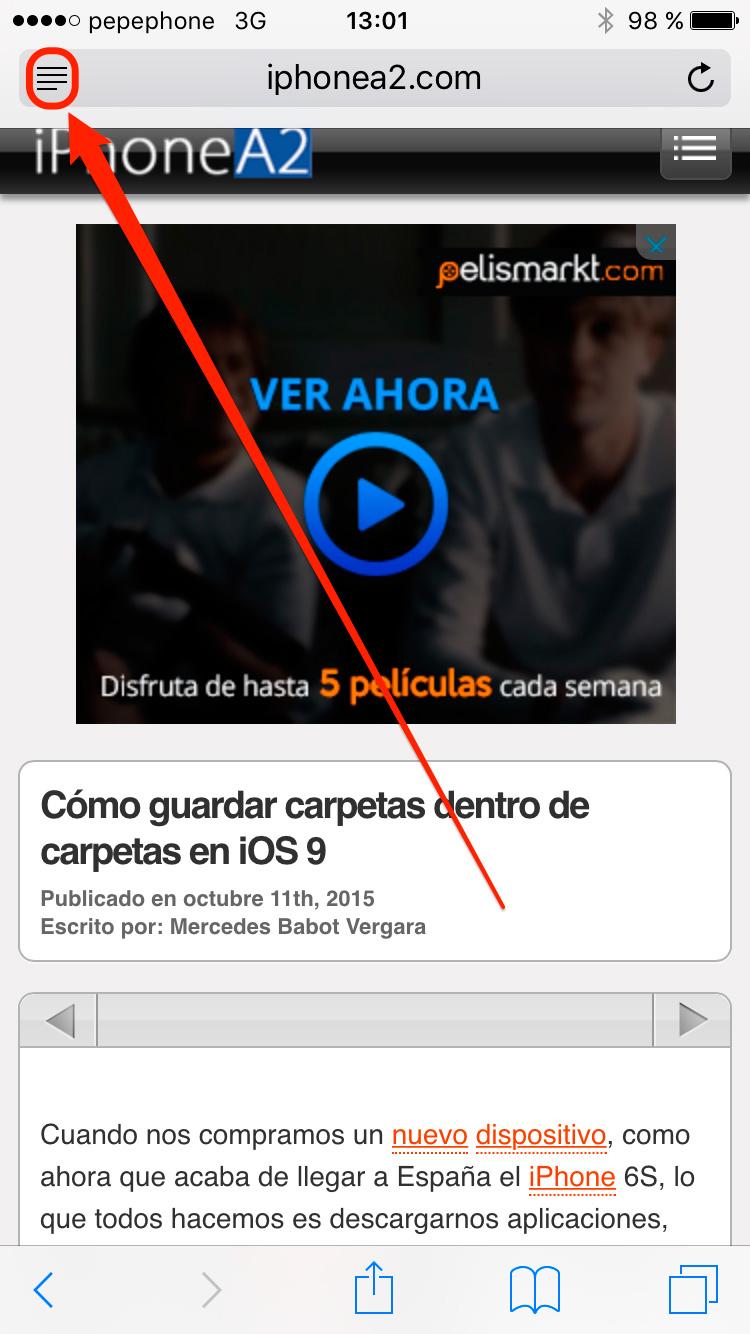 Modo-lectura-iOS-9