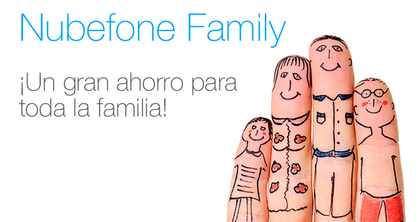 Nubefone-Family