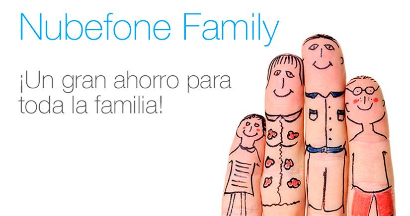 Nubefone-Family