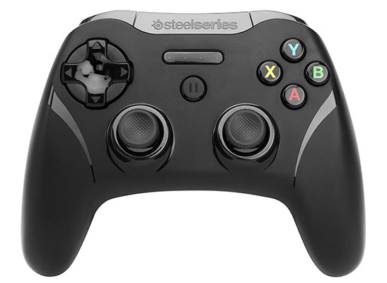 Mando para iPhone, iPad y Apple TV - Steelseries Stratus XL