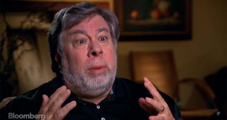Woz habla sobre la película Steve Jobs, y sobre cómo rechazó volver a Apple