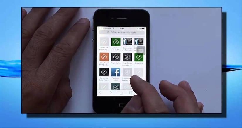 Cómo eliminar los sitios frecuentes en Safari con iOS 9