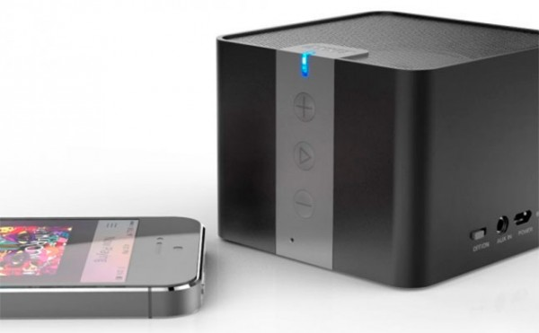 Altavoz inalámbrico Bluetooth para iPhone con buena calidad-precio - Anker A7908