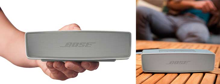 Mejor Altavoz Bluetooth inalámbrico de gama alta - Bose SoundLink Mini II