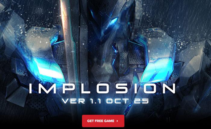 Implosion-gratis