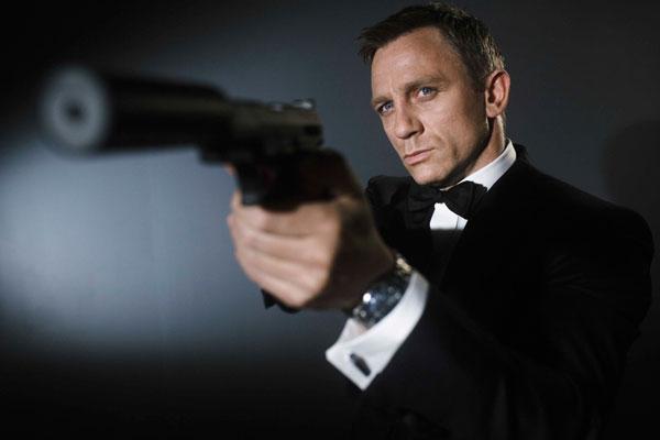 ¿Android? ¡James Bond sólo utiliza lo mejor!