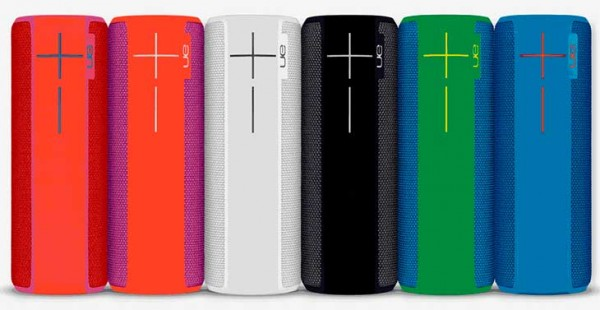 Altavoz Bluetooth impermeable para iPhone - Logitech UE BOOM 2