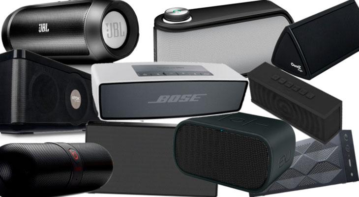 Los 12 mejores altavoces inalámbricos Bluetooth para iPhone, móvil y otros dispositivos