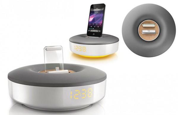 Altavoz con dock de carga para iPhone con buena relación calidad-precio | Philips DS1155