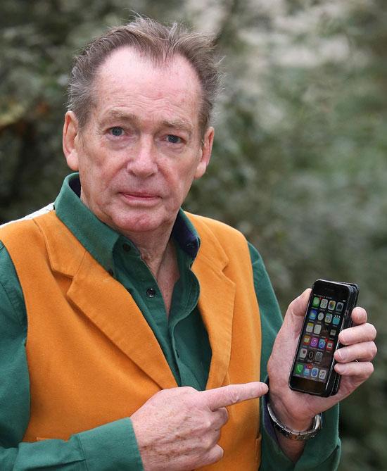 Deric White tras descubrir que habían desaparecido todas las fotos de su iPhone 5