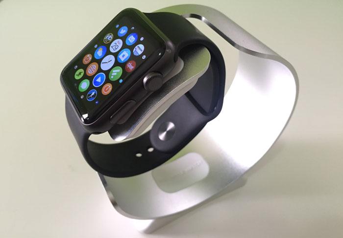 Dock-Apple-Watch