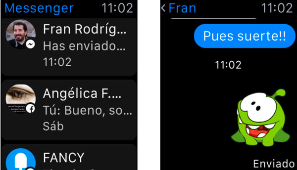 Messenger-Apple-Watch