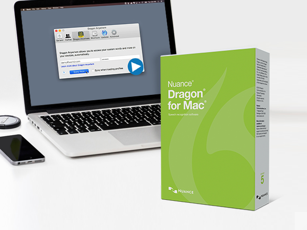 Dragon 5 Mac