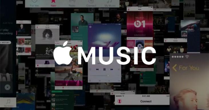 Apple Music consigue más de 10 millones de suscriptores en solo 6 meses