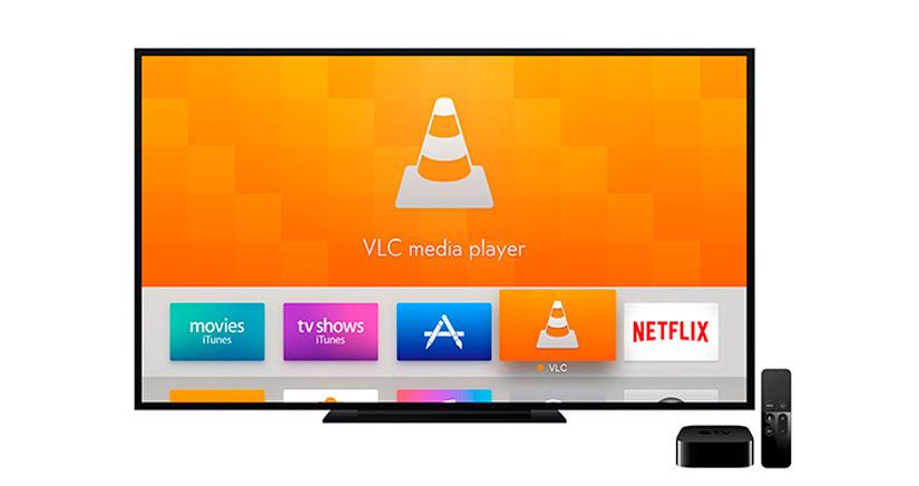 El popular reproductor multimedia VLC llega a la Apple TV