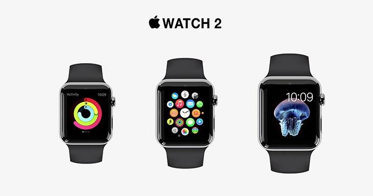 La producción a gran escala del Apple Watch 2 empezará en el segundo trimestre