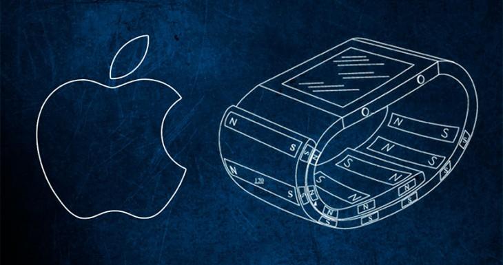 Apple inventa una correa magnética para el Apple Watch que tendrá usos muy interesantes