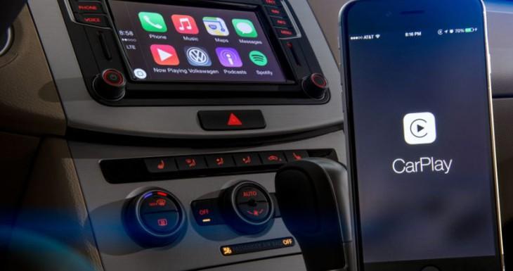 Mira la lista completa de los coches compatibles con CarPlay