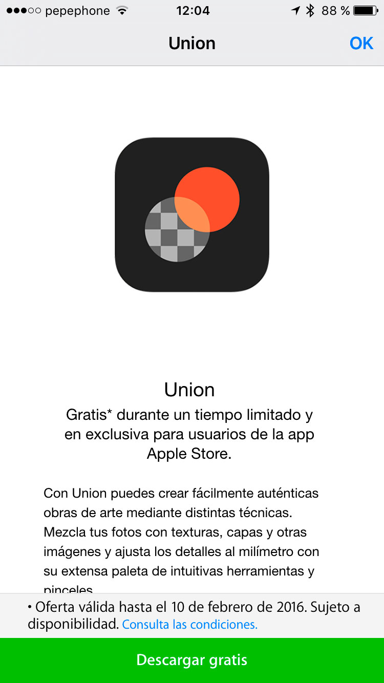 Descargar-union-gratis