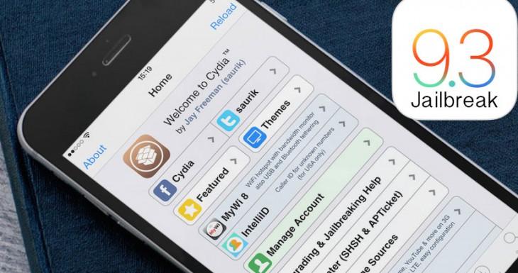 El JailBreak a iOS 9.3 es posible, mira las pruebas…. [Vídeo]