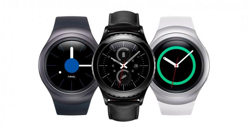 Samsung confirma que su reloj Gear S2 pronto será compatible con iPhone