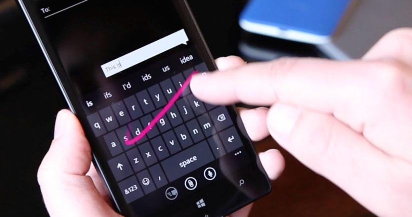 El popular teclado Word Flow de Microsoft llega a iOS