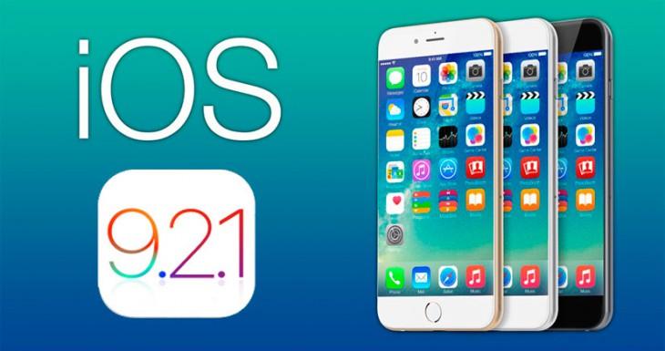 Esta es la razón por la que deberías instalar iOS 9.2.1 ya mismo