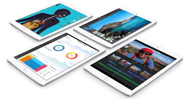 El iPad Air 3 podría llegar en marzo, y probablemente soportará el Apple Pencil