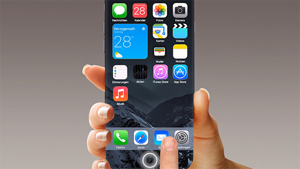 Quiero que iOS 10 sea así, toma nota Apple [Concepto]