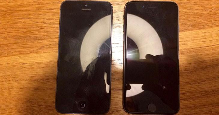 Se filtra una foto del nuevo iPhone de 4 pulgadas, que podría llamarse iPhone 5se