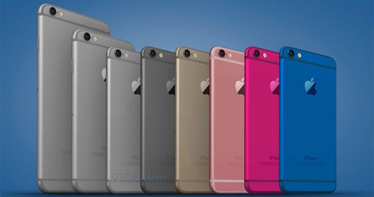 Así podría ser el iPhone 6c: diseño, colores y especificaciones