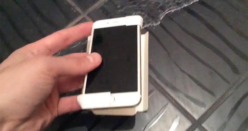 ¿Podría ser este el iPhone 6c? [Vídeo]