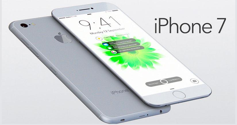 El iPhone 7 Plus podría tener una opción de 250GB y una batería más grande