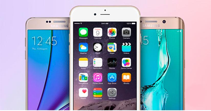 Demostrado: el iPhone 6s es el smartphone más potente de 2015… pero con mucho