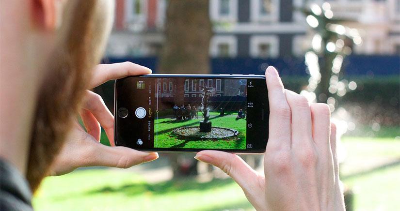 Apple patenta un sistema de cámara dual que podría integrarse en el iPhone 7